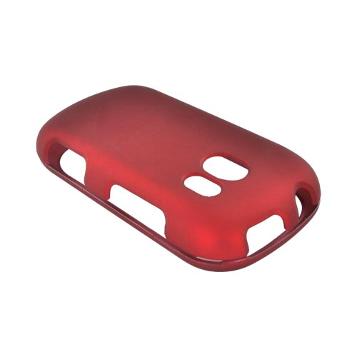 LG Extravert VN271 Rubberized Hard Case - Red