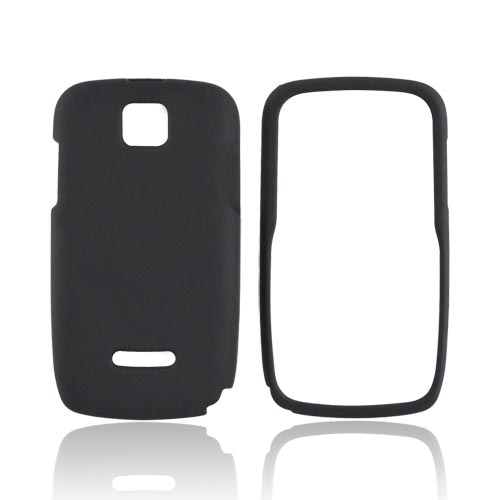 Motorola Theory Rubberized Hard Case - Black
