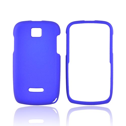 Motorola Theory Rubberized Hard Case - Blue
