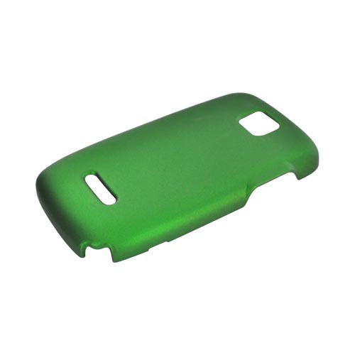 Motorola Theory Rubberized Hard Case - Green