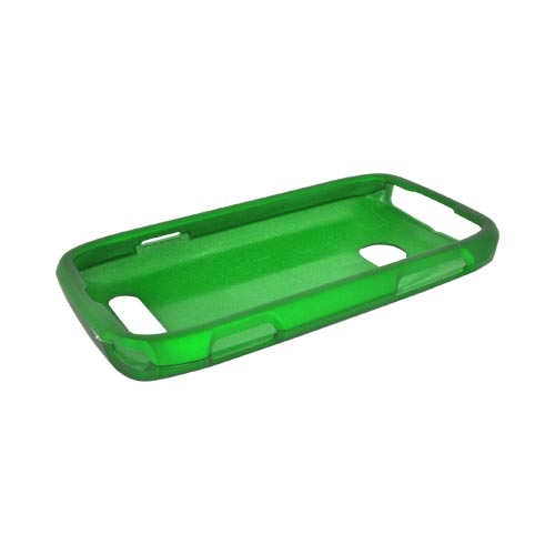 Nokia Lumia 710 Rubberized Hard Case - Green