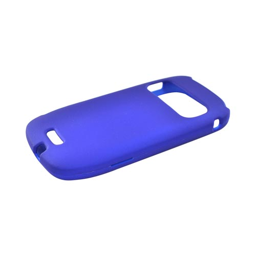 Nokia Astound C7-00 Rubberized Hard Case - Blue
