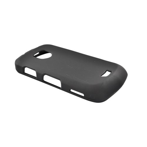 Samsung Droid Charge Rubberized Hard Case - Black