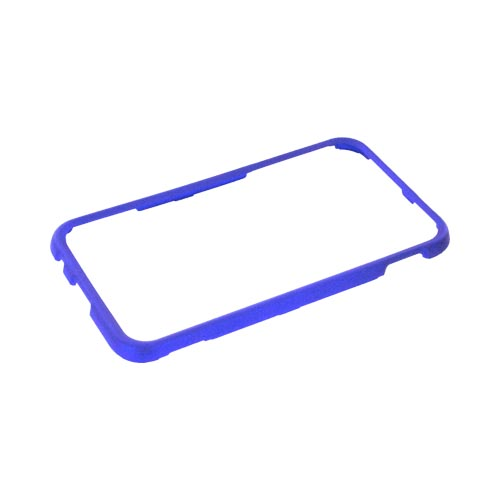 Samsung Epic 4G Touch Rubberized Hard Case - Blue