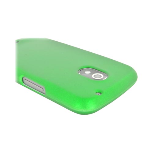 Samsung Galaxy Nexus Rubberized Hard Case - Green