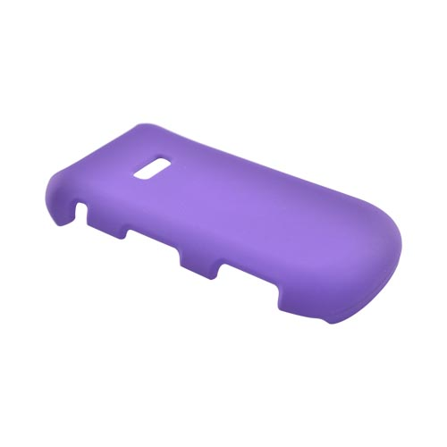Samsung Factor M260 Rubberized Hard Case - Purple