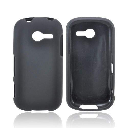 Samsung Array M390 Rubberized Hard Case - Black