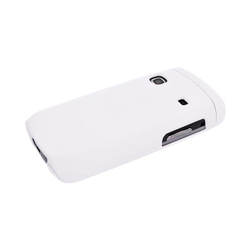 Samsung Replenish M580 Rubberized Hard Case - Solid White