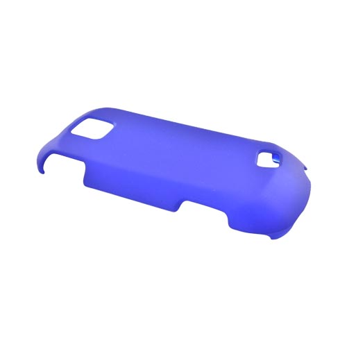 Samsung Intercept M910 Rubberized Hard Case - Blue