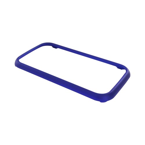 Samsung Transform M920 Rubberized Hard Case - Blue