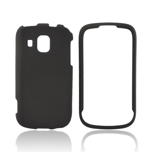 Samsung Transform Ultra M930 Rubberized Hard Case - Black