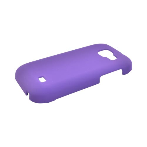 Samsung Transform M920 Rubberized Hard Case - Purple