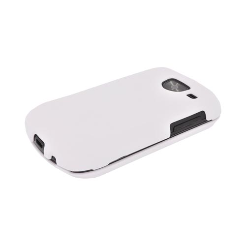Samsung Brightside Rubberized Hard Case - White