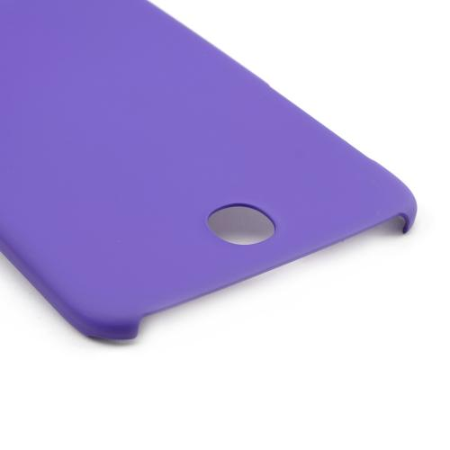 Purple Rubberized Hard Case for Samsung Galaxy Note 8.0