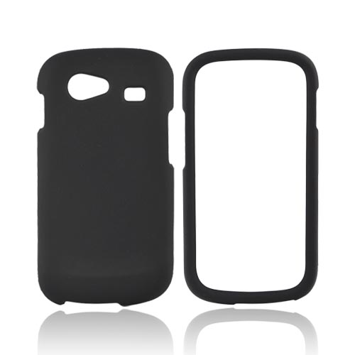 Google Nexus S Rubberized Hard Case - Black