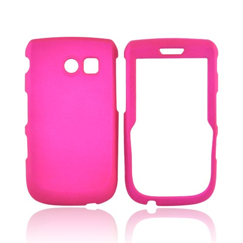 Samsung Freeform 2 R360 Rubberized Hard Case - Hot Pink