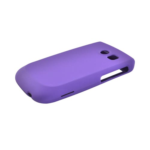 Samsung Freeform 2 R360 Rubberized Hard Case - Purple