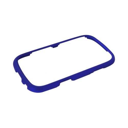 Samsung Freeform 3 Rubberized Hard Case - Blue