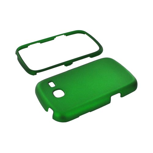 Samsung Freeform 3 Rubberized Hard Case - Green