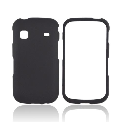Samsung Repp Rubberized Hard Case - Black