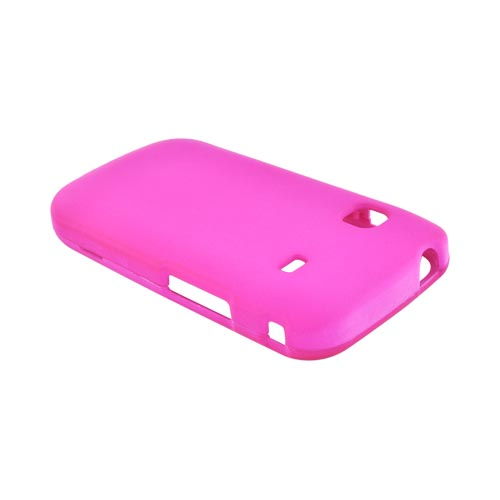 Samsung Repp Rubberized Hard Case - Hot Pink