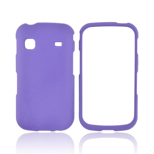 Samsung Repp Rubberized Hard Case - Purple