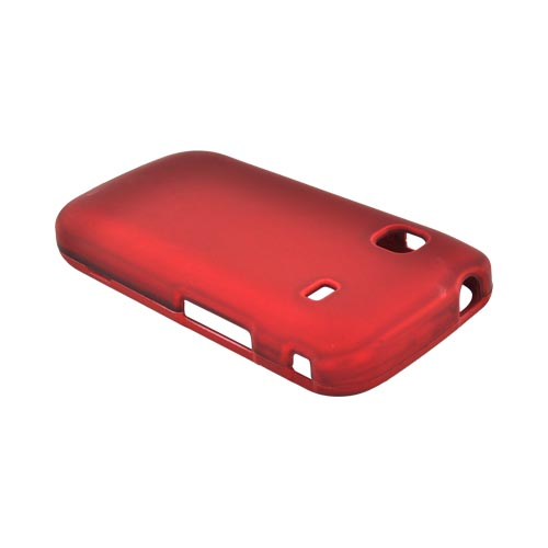 Samsung Repp Rubberized Hard Case - Red