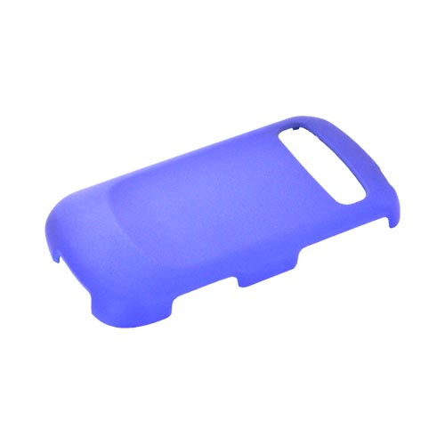 Samsung Rookie R720 Rubberized Hard Case - Blue
