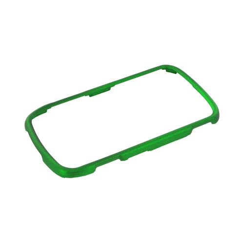 Samsung Rookie R720 Rubberized Hard Case - Green