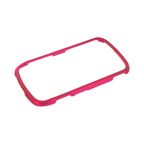 Samsung Rookie R720 Rubberized Hard Case - Rose Pink