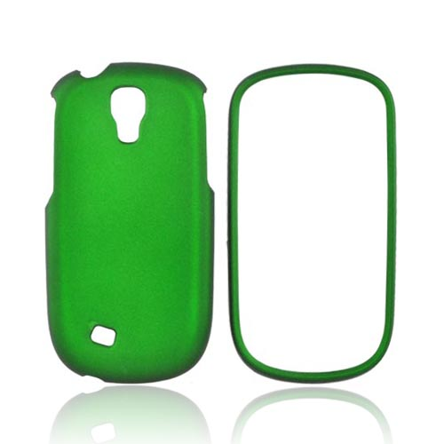 Samsung Gravity Smart Rubberized Hard Case - Green