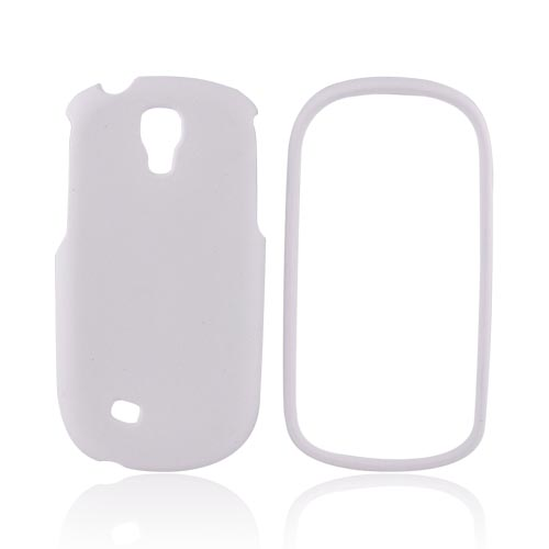 Samsung Gravity Smart Rubberized Hard Case - Solid White