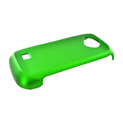 Samsung Reality U820 Rubberized Hard Case - Green
