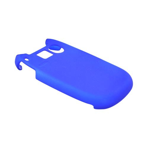 Sanyo Vero 3820 Rubberized Hard Case - Blue