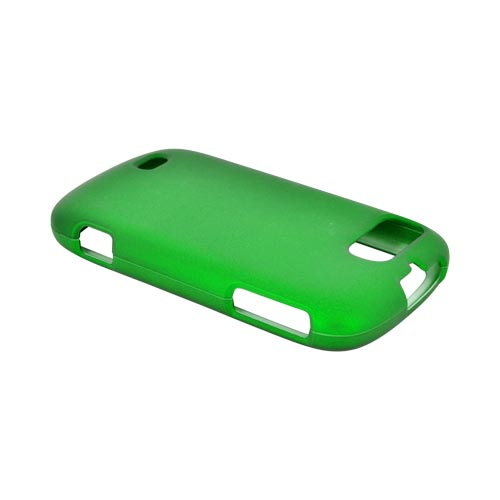 ZTE Fury N850 Rubberized Hard Case - Dark Green