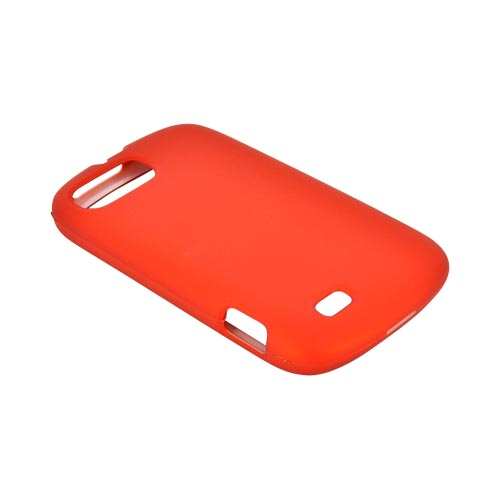 ZTE Fury N850 Rubberized Hard Case - Orange