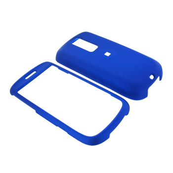 T-Mobile MyTouch 3G Rubberized Hard Case - Blue