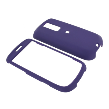 T-Mobile MyTouch 3G Rubberized Hard Case - Purple