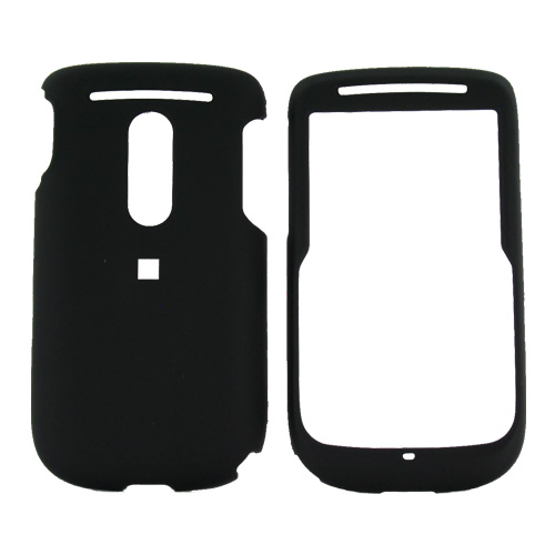 TMobile Dash 3G Rubberized Hard Case - Black
