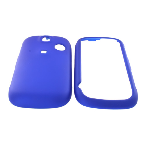 TMobile Tap Rubberized Hard Case - Blue