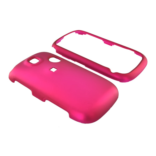 TMobile Tap Rubberized Hard Case - Rose Pink