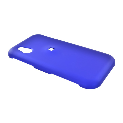 LG Arena GT950 Rubberized Hard Case - Blue