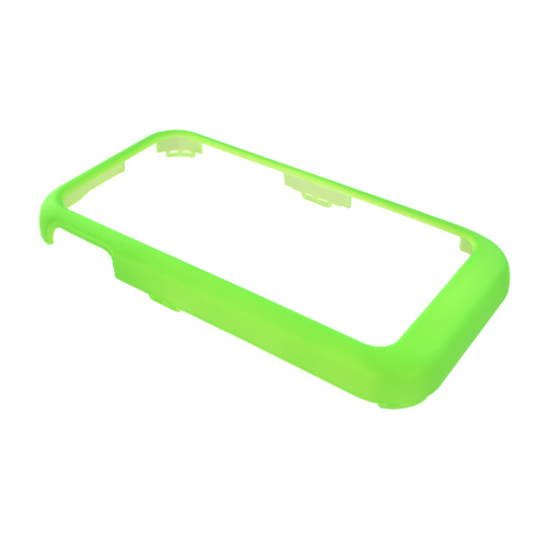 LG Arena GT950 Rubberized Hard Case - Neon Green