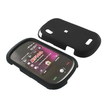 Motorola MotoSurf A3100 Rubberized Hard Case - Black