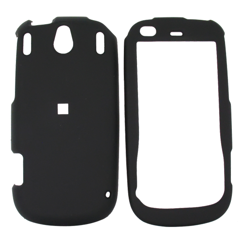 Palm Pixi & Palm Pixi PLUS Rubberized Hard Case - Black