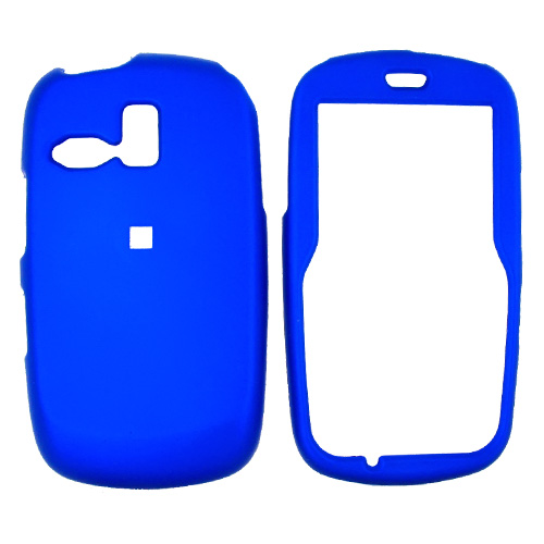 Samsung Freeform R350/R351 Rubberized Hard Case - Blue