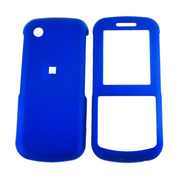 Samsung T349 Rubberized Hard Case - Blue