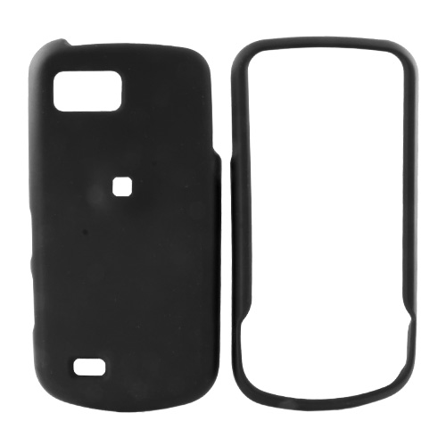 Samsung Behold 2 T939 Rubberized Hard Case - Black