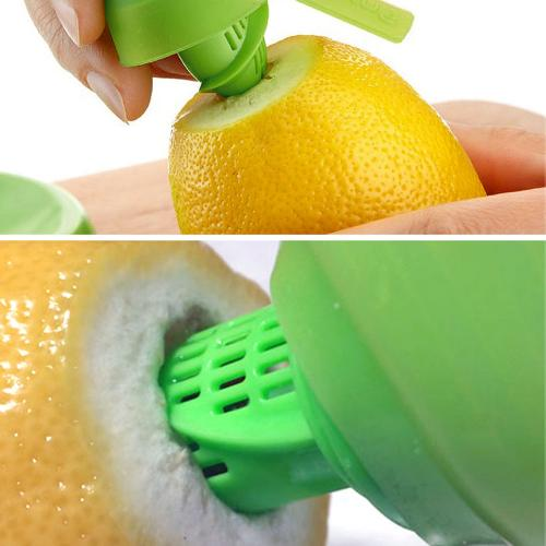 Mini Fruit Spray, Citrus Jucier - Get Every Last Drop of Your Fruit!