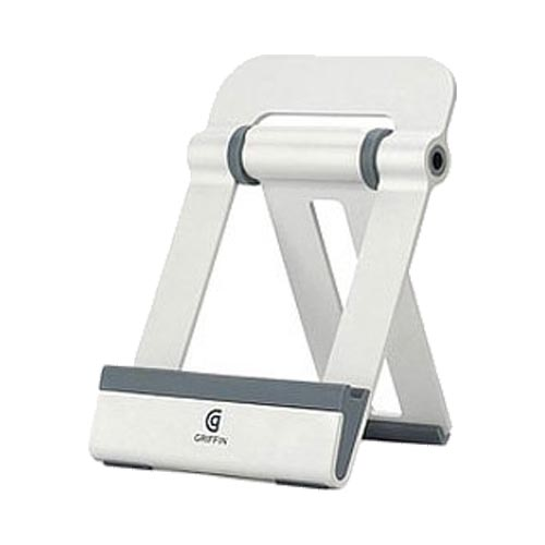 Original Griffin Apple iPad (1st Gen) A-Frame Tabletop Stand, GC16036 - Aluminum